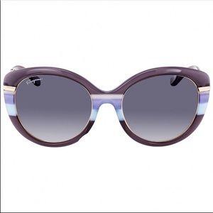 FERRAGAMO Ladies Sunglasses 0200/1234/0075